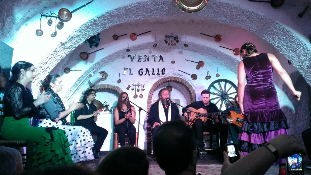 granada flamenko